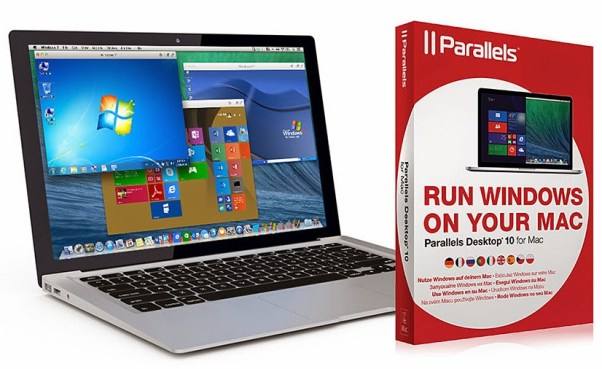 Parallels Desktop 10 Crack Plus Activation Key Free Download