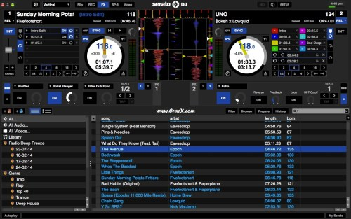 Serato DJ Crack Mac 1.7.5 Actication Code Free Full Version