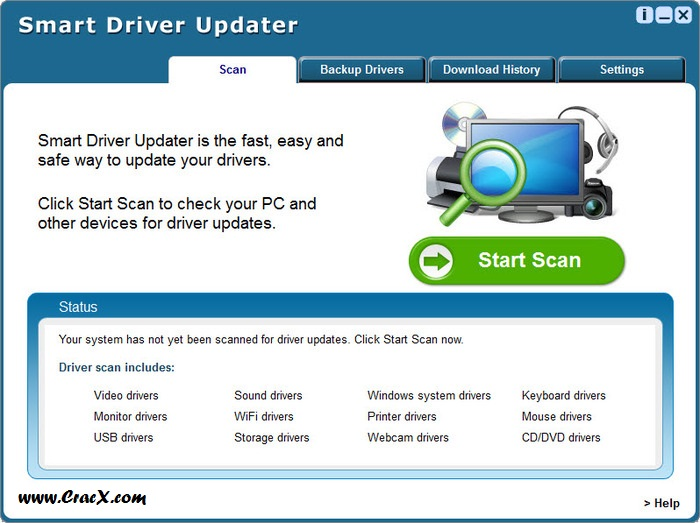 Smart driver updater 3.3 dc 12.03.2017 reg key full
