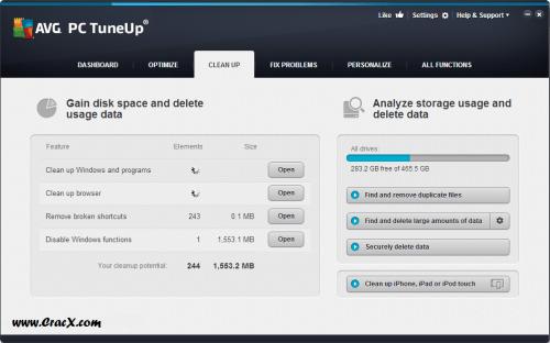 TuneUp Utilities 2015 Crack + Keygen Full Free Download