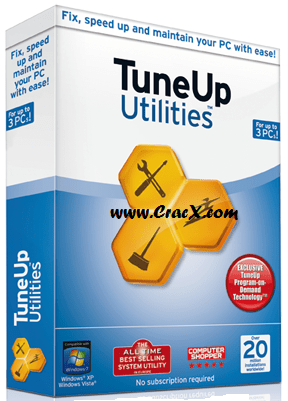TuneUp Utilities Key plus Crack & Keygen Full Download