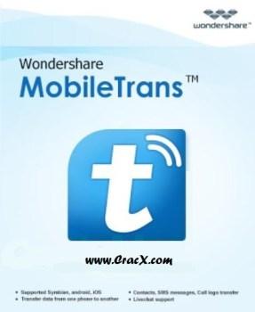 Wondershare MobileTrans Crack + Serial Key Full Download