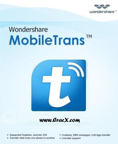Wondershare MobileTrans Crack + Serial Key Full Download