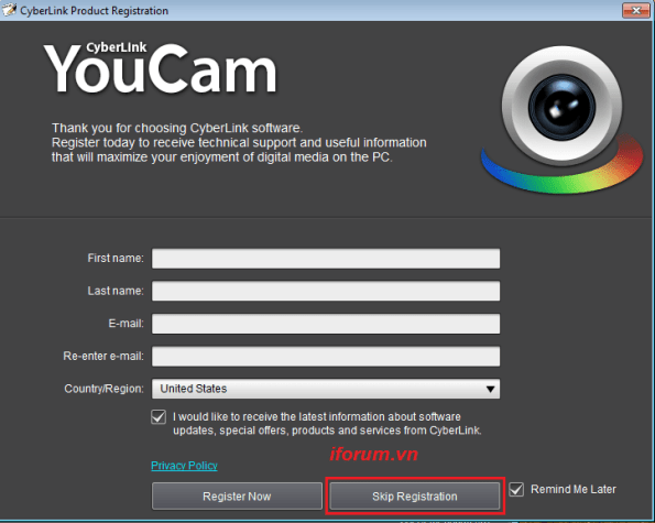 cyberlink youcam crack full
