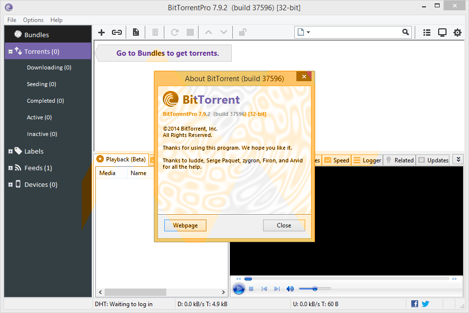 Bittorrent Pro 7 9 3 Crack Amp Serial Key 2015 Free Download