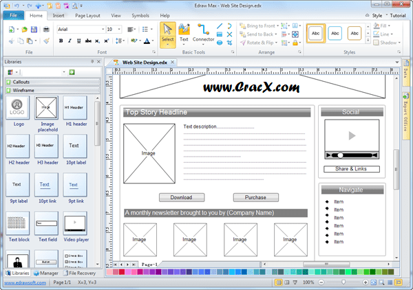 edraw max full version with key free download
