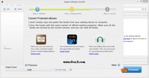 Epubor Ultimate Converter Key for Mac Full Download