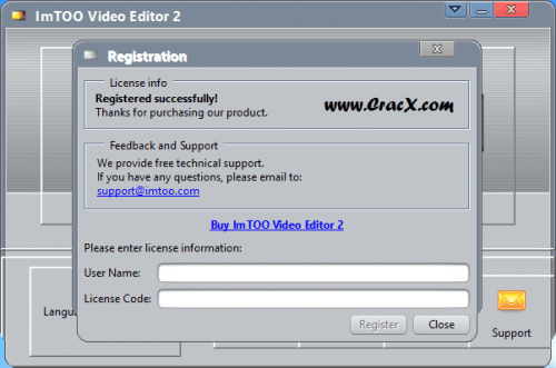 ImTOO Video Editor 2 License Code + Serial Number Full Download