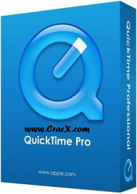 QuickTime 7 Pro Registration Code, Crack Full Free Download