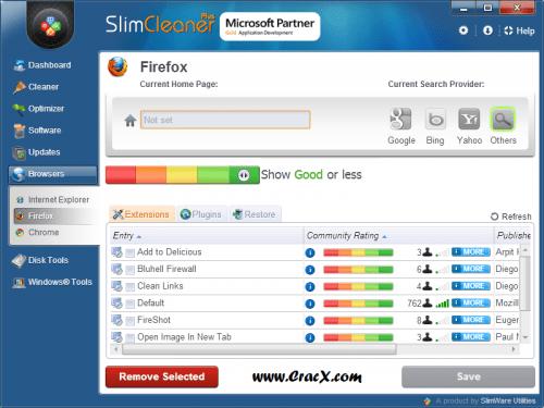 SlimCleaner Plus Free Registration Key Full Version Download