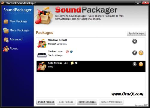 Stardock SoundPackager 1.2 Activation Key Free Download