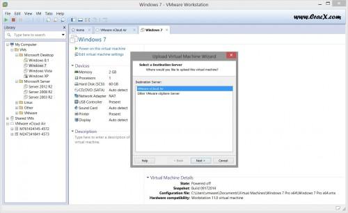 VMware Workstation 11 Crack + Serial no Full Download Free