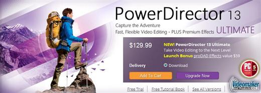 Cyberlink powerdirector 13 crack ultra free download only for you.