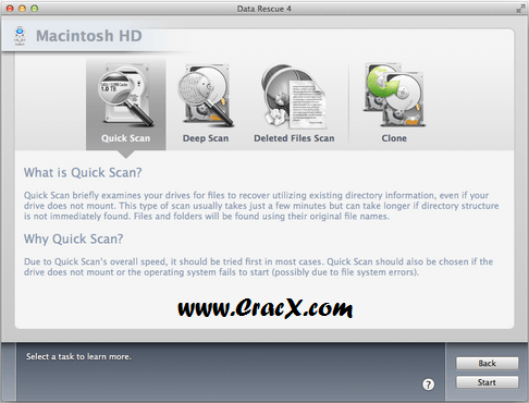 Data Rescue 4 Crack + Serial Number, Keygen Free Download