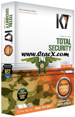 K7 Total Security Activation Key 2015 Patch Free Download