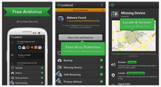 Lookout Security & Antivirus Premium Crack + Keygen Full