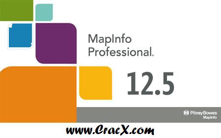 mapinfo 12.5 gratuit avec crack