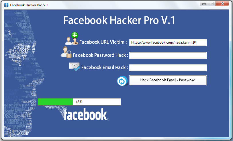 How to hack facebook account without software no survey | Peatix