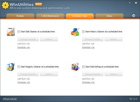 WinUtilities Pro 12 Crack with Serial Keygen Free Edition