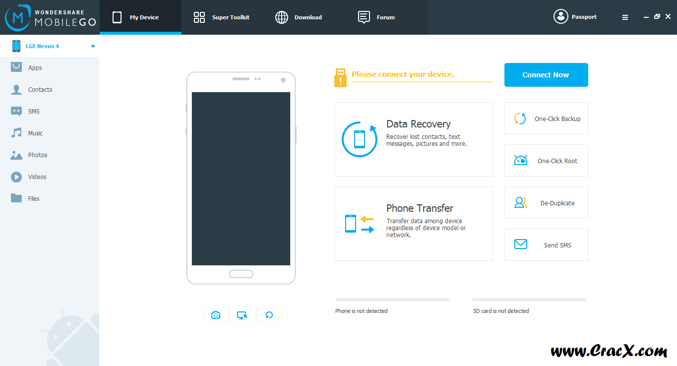wondershare mobilego for android crack