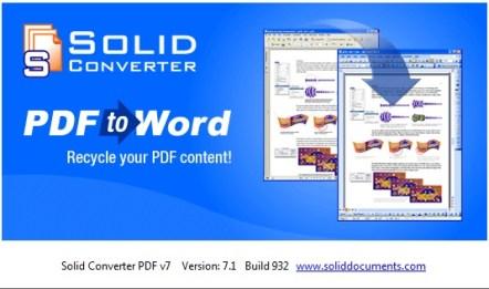 pdf to word solid converter descargar