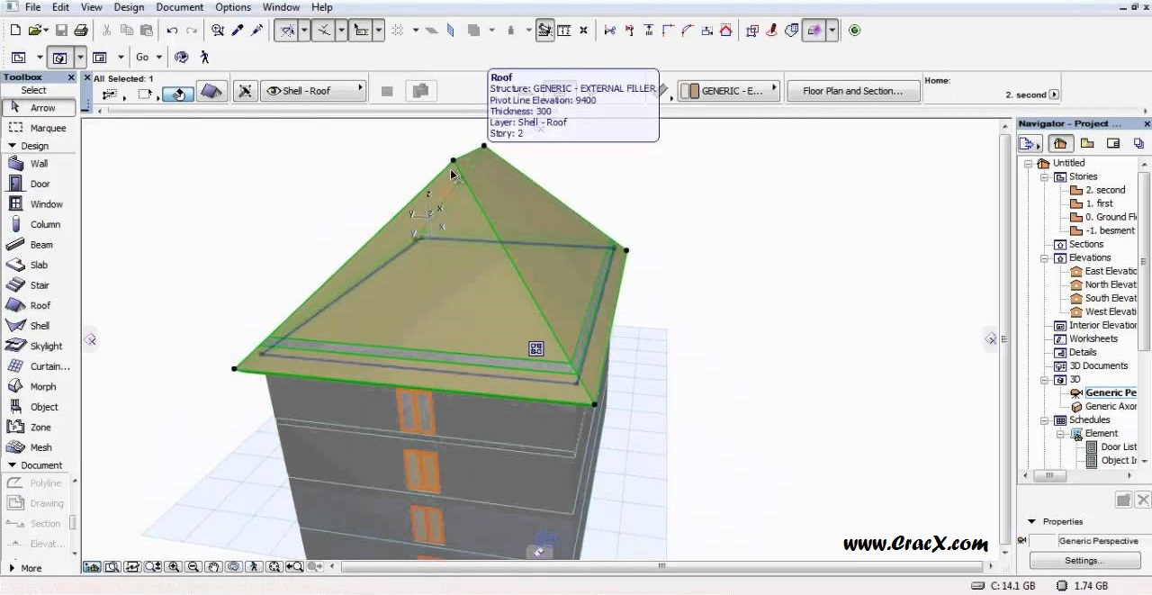 Crack archicad 13 pts
