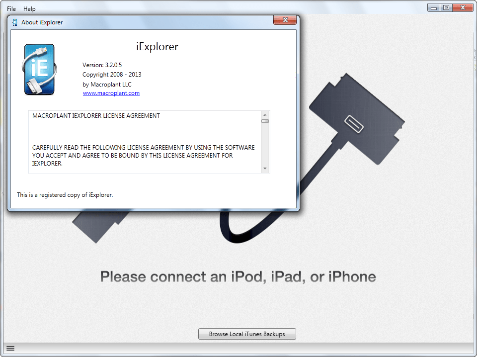 iexplorer for mac cracked