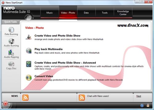 Nero Multimedia Suite 10 Keygen + Patch Free Full Download