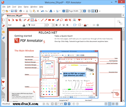 PDF Annotator 5 Registration Key Full Free Download