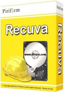 Piriform Recuva Pro Crack 1.52 Serial Key Free Download