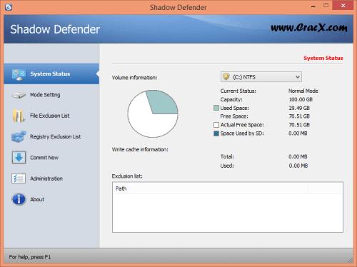 Shadow Defender Crack 1.4.0.591 Keygen Free Download