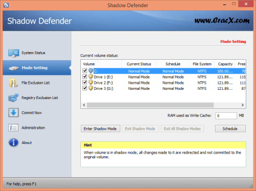 Shadow Defender Keygen 1.4.0.591 Patch Free Download