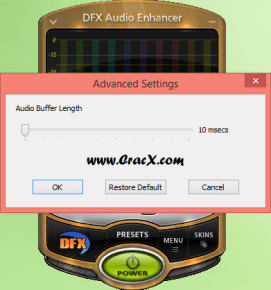 DFX Audio Enhancer Plus 12 Full Crack + Patch Download