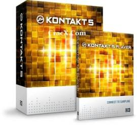 Kontakt 5 Crack + Torrent Full Free Download -