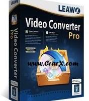 Leawo Video Converter Pro 6.2 Crack, Registration Code Free Download