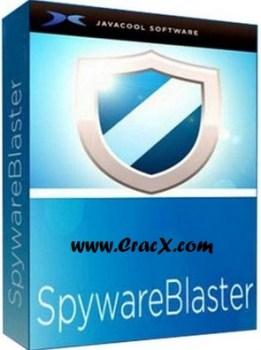 SpywareBlaster 5.2 Serial Key + Crack Full Free Download