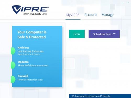 Vipre Internet Security 2016 Lifetime Activator Crack Download