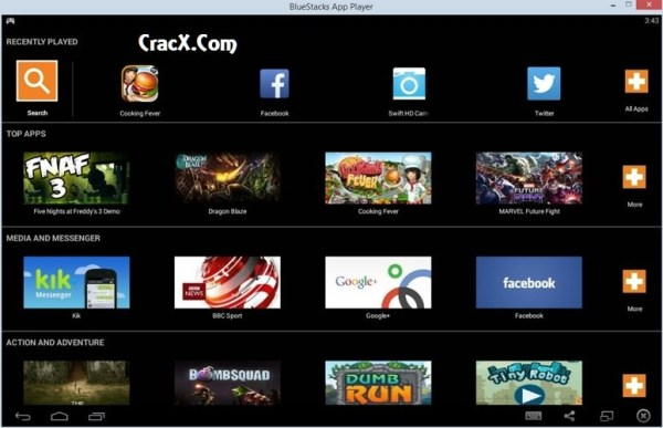 BlueStacks App Player MOD plus Rooted Pro Apk v2.0.2