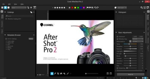 Corel AfterShot Pro 2.3.0.99 Keygen, Crack S Full Free Download
