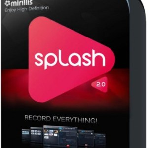 Mirillis Splash Premium 2 Crack + Keygen Full Download