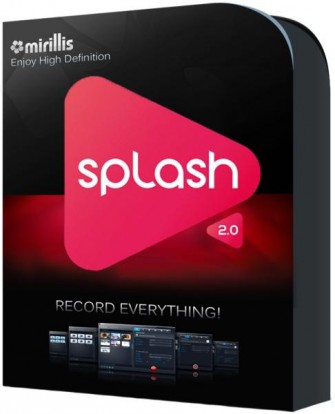 Mirillis Splash Premium 2 Crack + Keygen Full Download