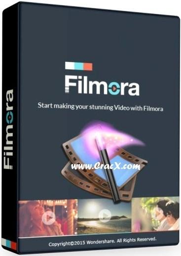 Wondershare Filmora Crack 6.8.2 Serial Keys Free Download