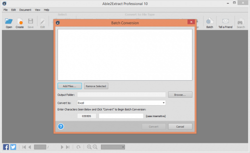Able2Extract Professional 10 Patch + License Key Download