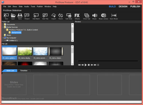 proshow producer 7 free download full version with keygen