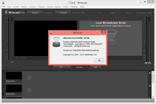Wirecast Pro 6 Patch + License Key Full Free Download