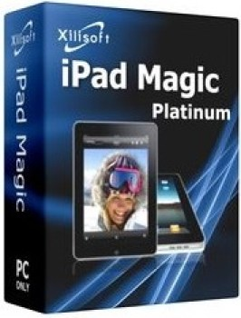 Xilisoft iPad Magic Platinum 5 7 9 Crack License Code Download