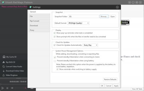 Xilisoft iPad Magic Platinum 5.7.9 Keygen + Patch Full Download
