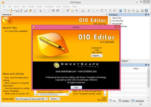 010 Editor 7 Full Crack & Keygen Latest Free Download