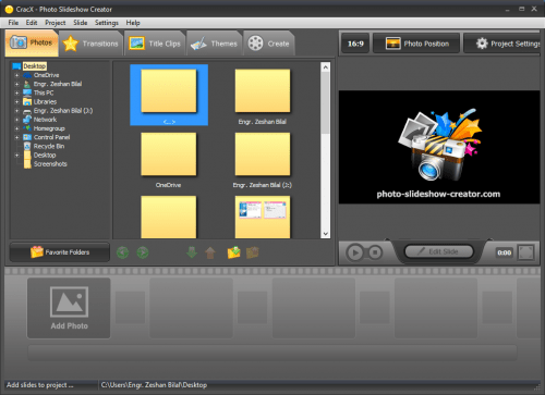 Photo Slideshow Creator 4.31 Patch + Keymaker Free Download