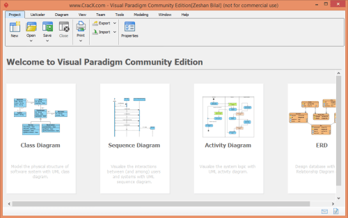 visual paradigm download for windows 8 - Visual Paradigma